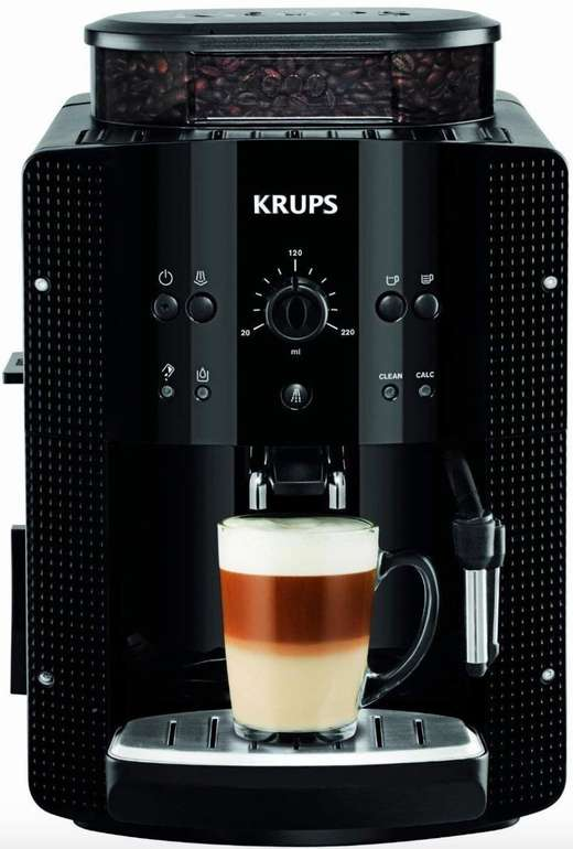 Krups EA8108 Kaffeevollautomat für 191,67€ inkl. Versand (statt 233€) - Newsletter