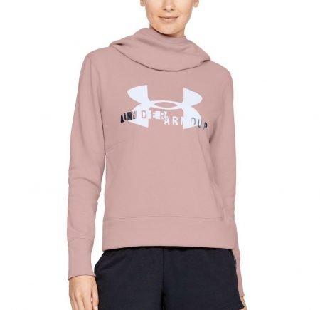 "Under Armour Damen Sweatshirt ""Cotton Fleece Sportstyle"" für 29,90€ inkl. VSK"