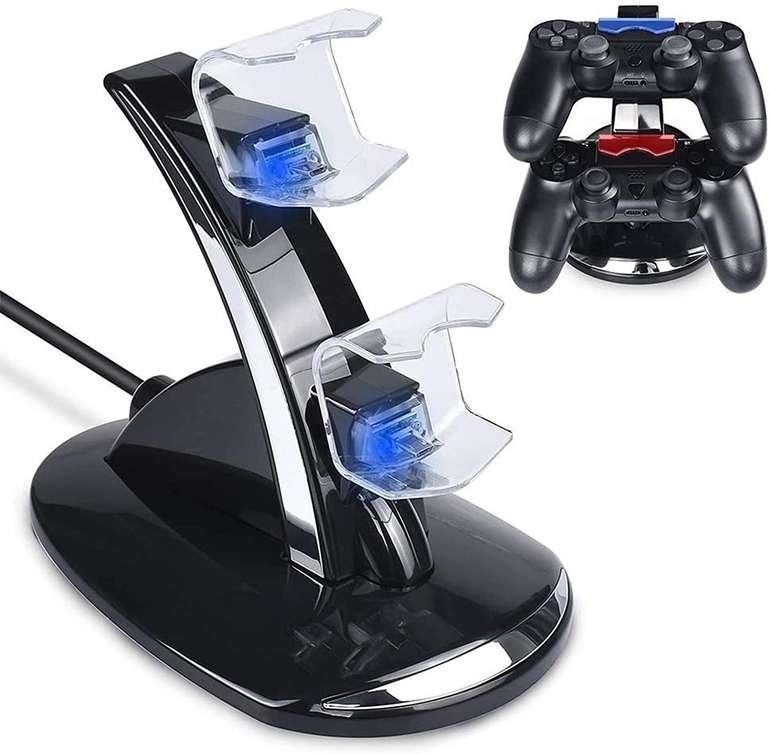 Tihokile PS4 Controller Ladegerät für 7,01€ inkl. Prime Versand (statt 12€)