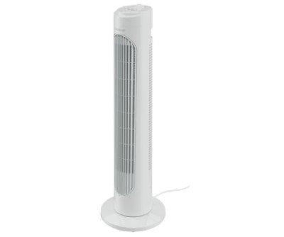 "Silvercrest Turmventilator ""STV 50 F1"" (50 Watt) für 24,94€ inkl. Versand"