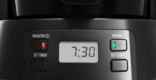 De'Longhi ICM15720 Filterkaffeemaschine