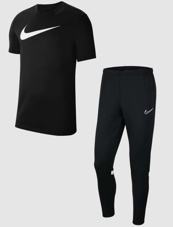 2-tlg. Nike Freizeit Outfit (T-Shirt und Pant aus Baumwolle) für 35€ inkl. Versand (statt 44€)