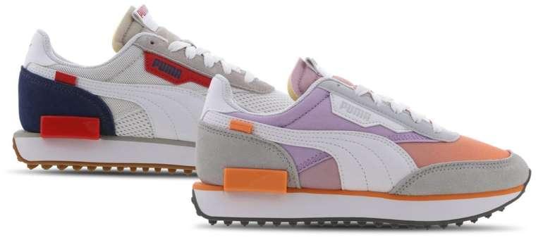 Puma Future Rider (GS) Sneaker in 4 Colourways für je 39,99€ inkl. Versand (statt 49€)
