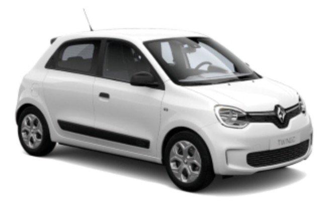 Privat Leasing: Renault Twingo Life SCe 65 EU6-dt (Modell 2020) mit 65 PS für 58€ mtl. (einmalig 929€, LF: 0,56)