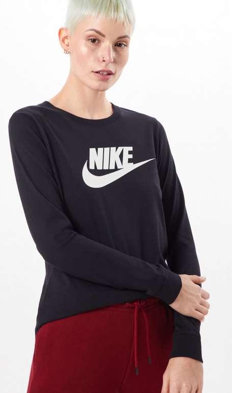 Nike Sportswear Shirt in schwarz-weiß für 22,87€inkl. Versand (statt 27€)