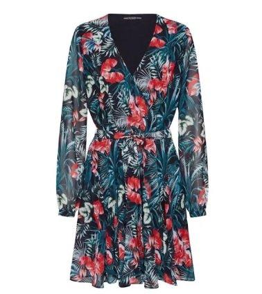 """Galeria sagt:""""Hallo Frühling"""" mit - 20% ab 100€ MBW z.B. Guess Kleid für 103,92€ inkl. Versand (statt 130€)"""