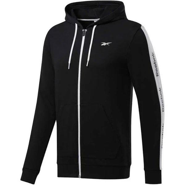 Reebok Linear Logo Trainingsanzug in schwarz für 25,98€ inkl. Versand (statt 47€)