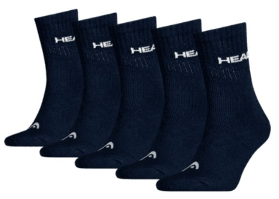 30er Pack Head Short Crew Socken (versch. Farben) für 29,95€ inkl. Versand (statt 35€)
