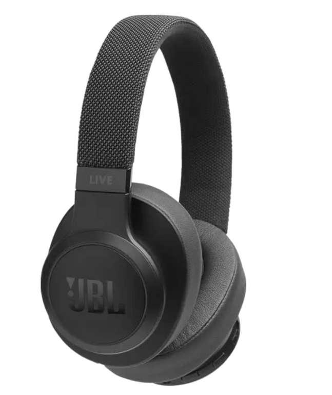 JBL LIVE 500BT - kabellose Over-Ear Kopfhörer (30 Stunden Akkulaufzeit & Alexa) für 69€ inkl. Versand (statt 79€)