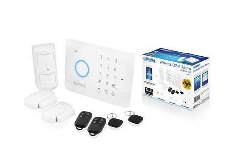 Alarmanlage Eminent EM8610 Wireless GSM für 105,90€ inkl. Versand