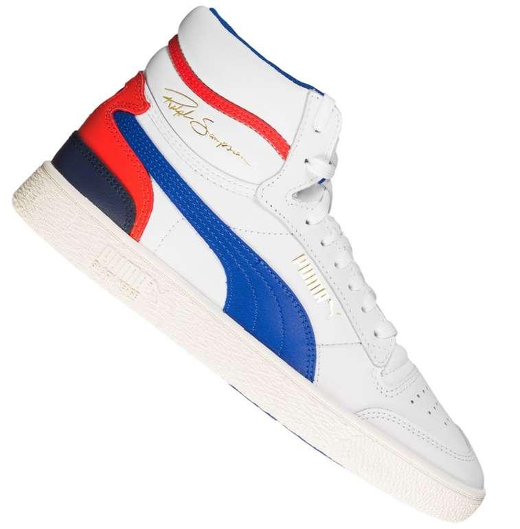 Puma x Ralph Sampson Mid Sneaker für 48,94€ inkl. Versand (statt 66€)