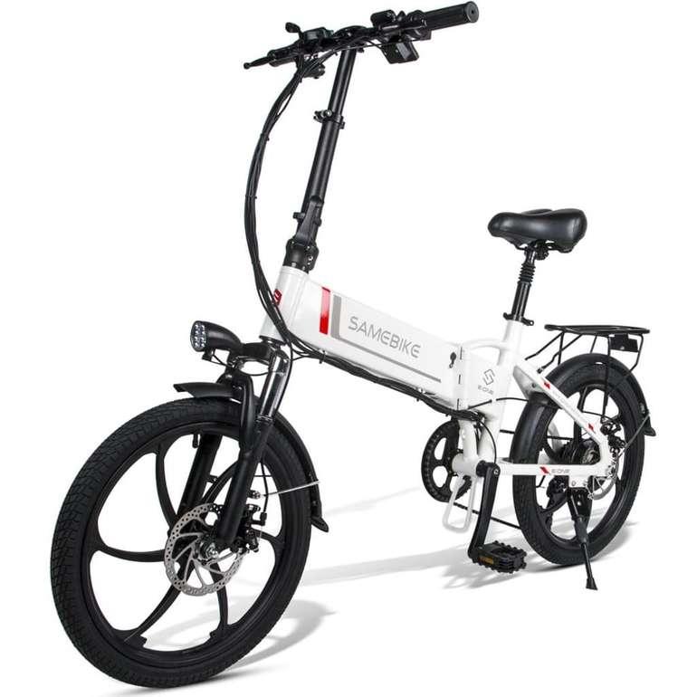 Samebike 20LVXD30 Electric Bike für 628,99€ inkl. Versand (statt 765€)