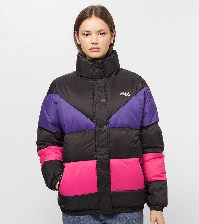 "Fila Damen Winterjacke ""Reilly Puff Jacket"" für 47,99€ inkl. Versand (statt 94€)"