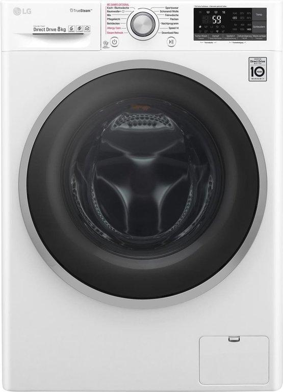 LG F14WM8TT1 Waschvollautomat (8kg, A+++) für 359,91€ inkl. Versand