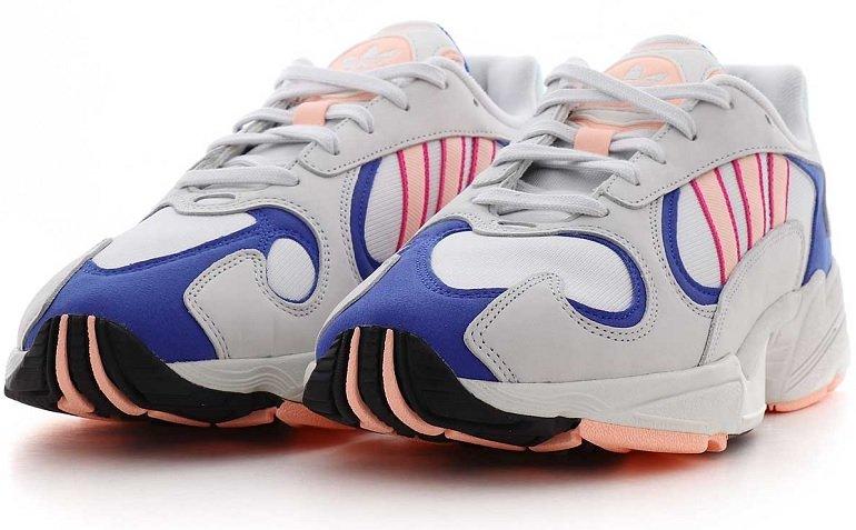 Adidas Yung 1 Herren Sneaker (Gr. 40-45 1/3) für 28,79€ inkl. Versand (statt 53€)