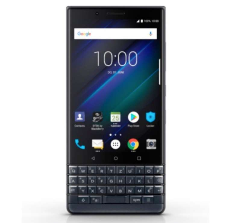 """Blackberry Key 2 LE - 4,5"""" Smartphone mit 4GB RAM & 64GB Speicher für 299€"""