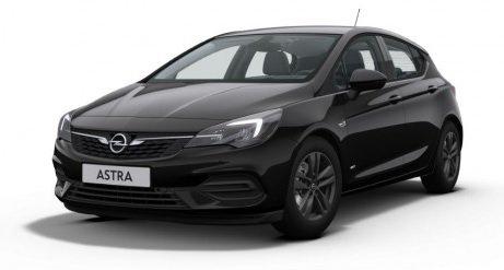 Gewerbeleasing: Opel Astra K 5-türig mit 110 PS für 54€ (netto) mtl. (LF: 0,25, Lieferung: 250€)
