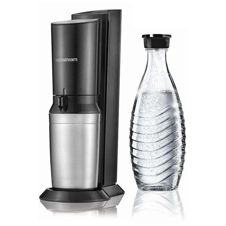 SodaStream Crystal 2.0 Titan Umsteigerset für 67,49€ inkl. Versand (statt 87€)