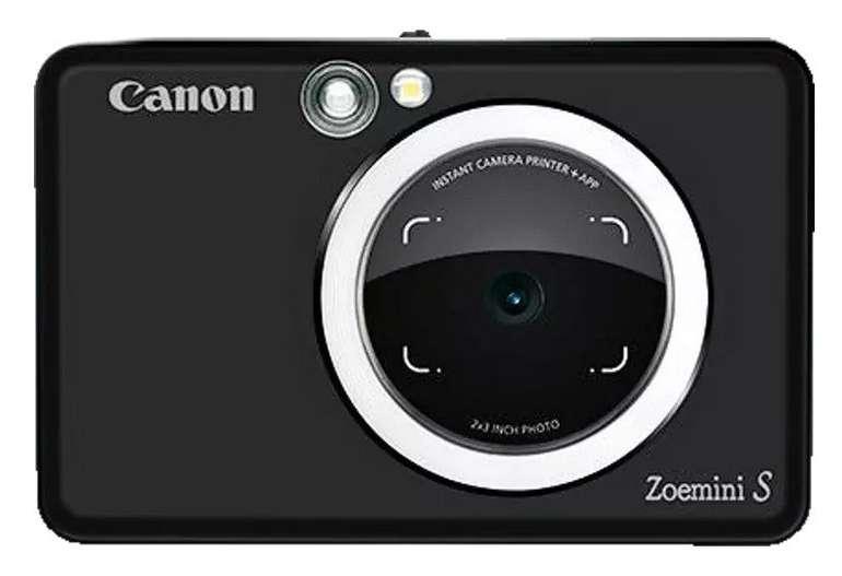 Canon Zoemini S Sofortbildkamera / Mini Fotodrucker mit 8MP für 96,51€ (statt 124€)