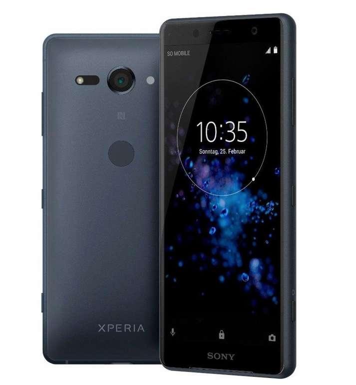 """Sony Xperia XZ2 compact - 5"""" Smartphone (64GB Speicherplatz, 19MP Kamera) für 219,99€ (statt 340€)"""