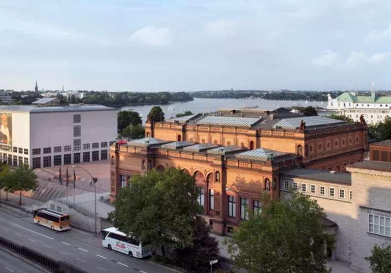 2 Tickets für eine Ausstellung nach Wahl in der Hamburger Kunsthalle (bis zum 12.09.2021) ab 18,52€