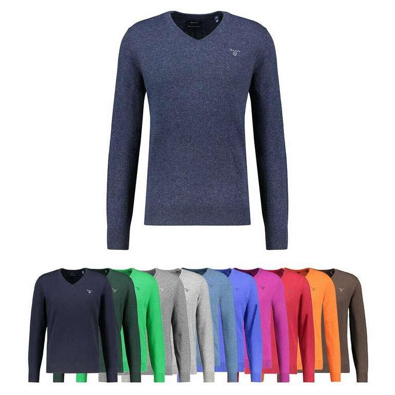 Gant V-Neck Pullover (Herren) für 59,90€ inkl. Versand (Vergleich: 70€)