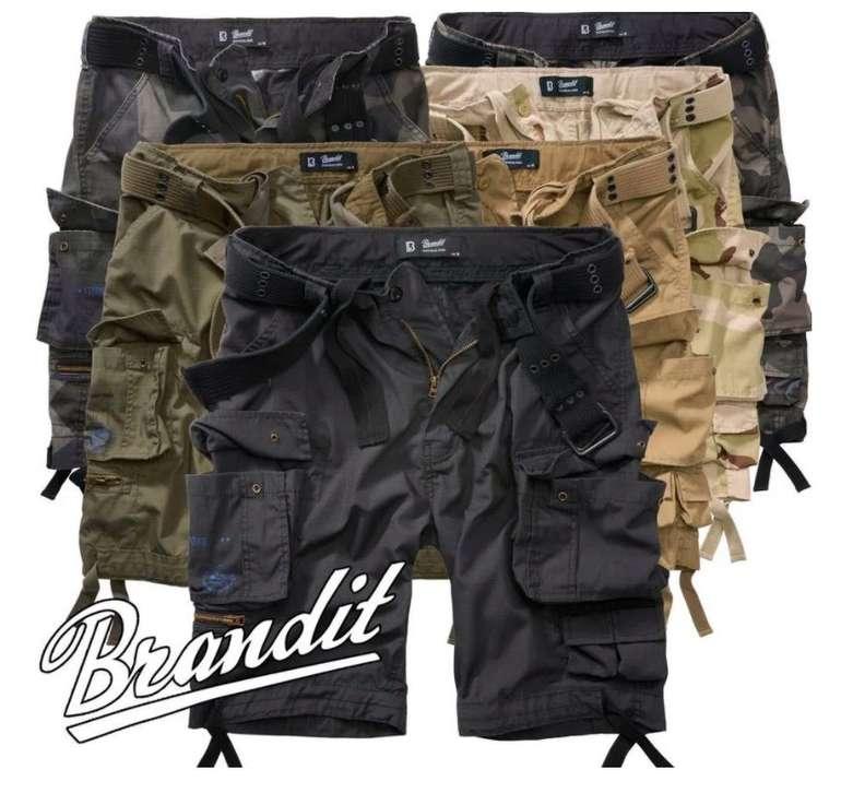 Brandit Savage Ripstop Herren Cargo Shorts für 29,90€ inkl. Versand (statt 40€)