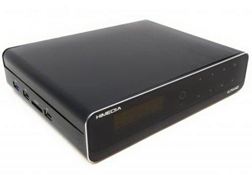 HiMedia Q10 PRO (4K TV Box, Quad Core CPU, 2GB RAM) für 133€ inkl. Versand (statt 150€)