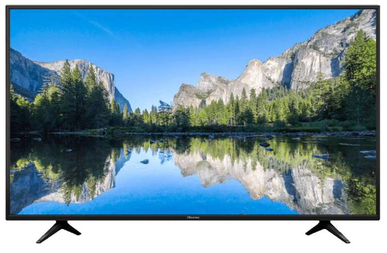 Hisense H58A6100 LED TV (58 Zoll, UHD 4K, Smart TV) für 388€ (statt 465€)