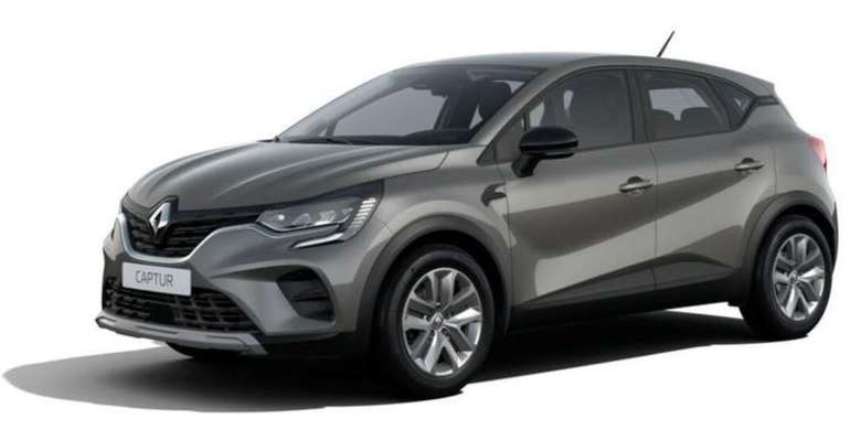 Gewerbe Leasing: Renault Captur Business Edition E-Tech (160 PS) für 75,54€ mtl. (ÜF: 714€ ÜF, BAFA, LF: 0,27)