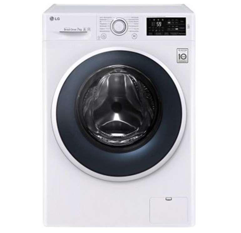 LG F14WM7EN0 Waschmaschine mit 7kg Fassungsvermögen und 1400 U/Min. für 333,90€ (statt 374€)