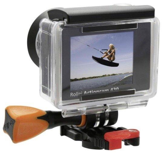 Rollei Ultra HD Actioncam 430 für 80€ inkl. Versand