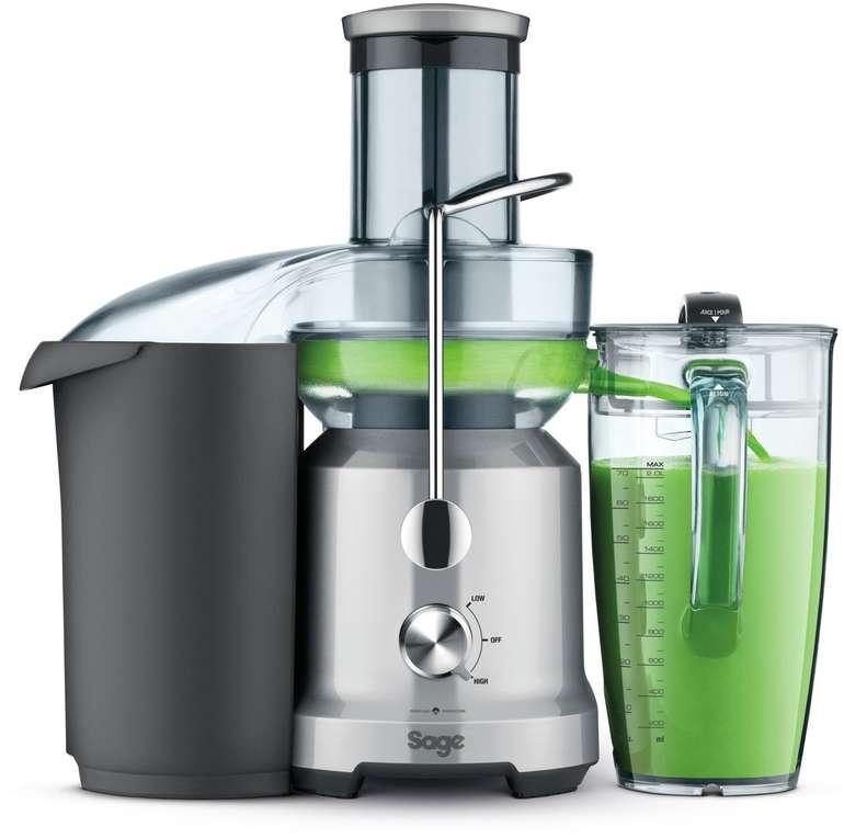 Sage The Nutri Juicer Cold SJE430 Entsafter für 79,90€ inkl. Versand
