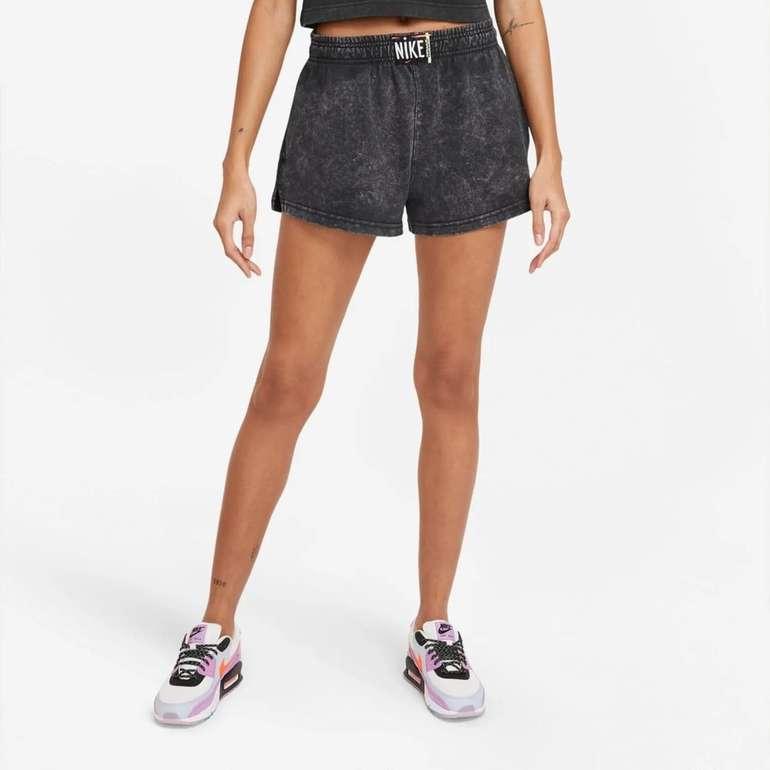 Nike Sportswear Damen High Rise Wash Short für 29,99€ inkl. Versand (statt 40€)
