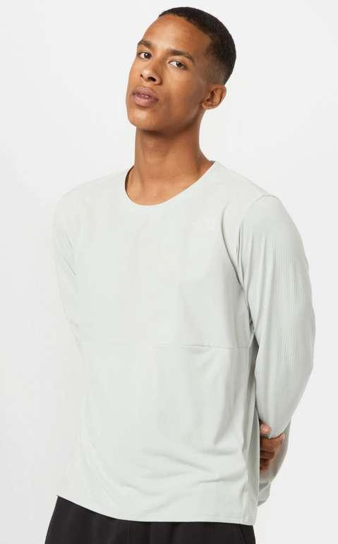 """The North Face """"True Run"""" Sportshirt in grau für 15,90€inkl. Versand (statt 39€)"""