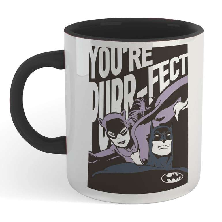 DC Comics T-Shirt + Tasse für nur 11,48€ inkl. Versand (statt 23€)