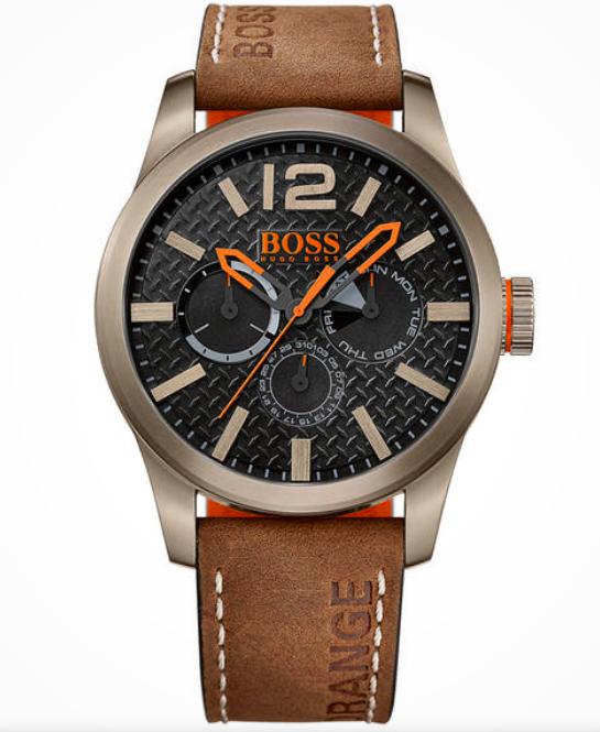 """Boss Orange """"Paris"""" 1513240 Herren Multifunktionsuhr für 101,15€ (statt 124€)"""