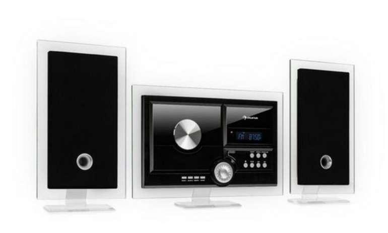 Auna Stereo Sonic DAB+ Stereoanlage, DAB+ für 76,94€inkl. Versand (statt 108€)