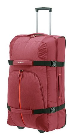 Samsonite Rewind Rollenreisetasche 82 cm granita red für 75,60€ (statt 84,50€)