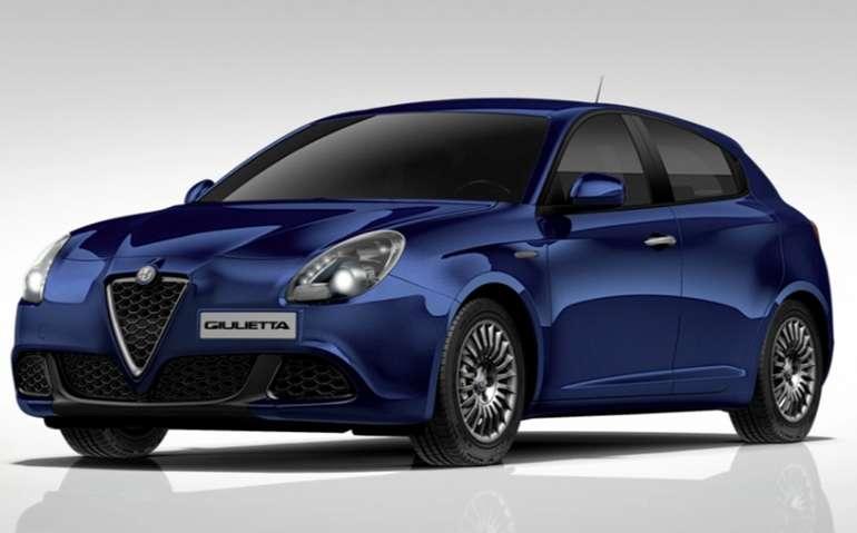 Privat- und Gewerbe: Alfa Romeo Giulietta mit 120 PS für 99€ mtl. (LF: 0.39, Bereitstellung: 999€)