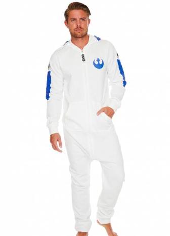 Jumpsuit & Bademäntel X-Mas Sale bei SportSpar - z.B. R2D2 Star Wars für 15,15€