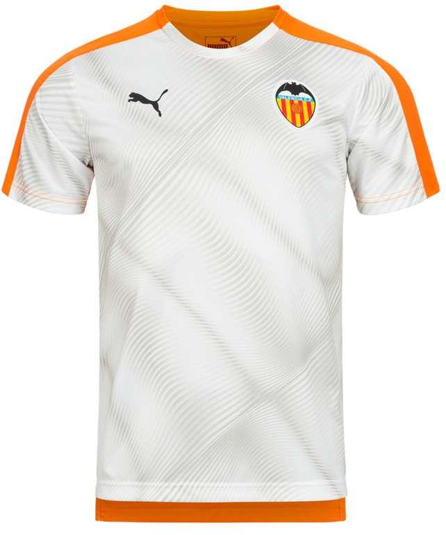 FC Valencia Puma Herren Heim Trikot in 2 vers. Ausführungen für 19,99€ inkl. Versand (statt 33€) - auch Shorts verfügbar!