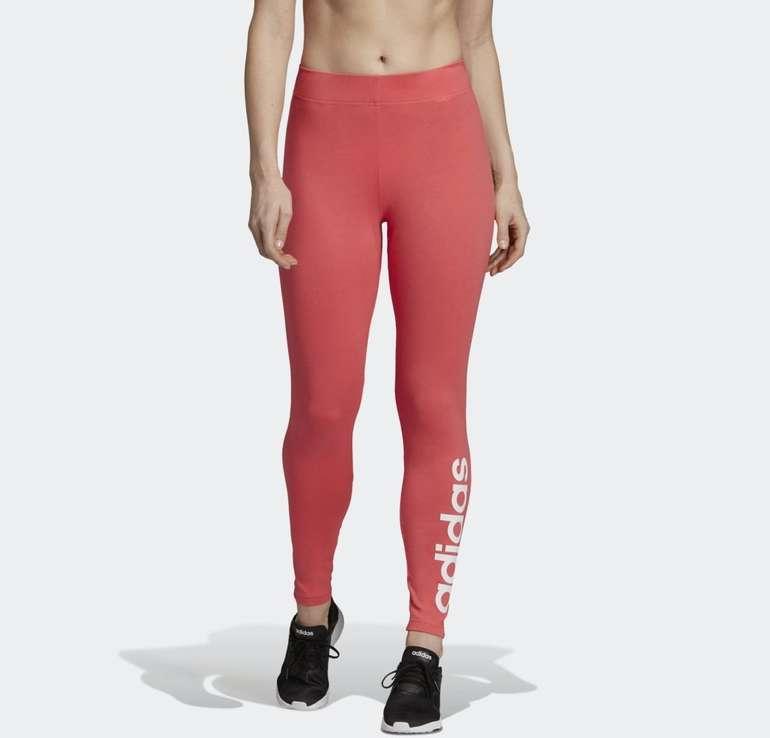 Adidas Athletics Essentials Linear Tight Damen Leggings für 11,18€ inkl. Versand (statt 23€) - Creators Club