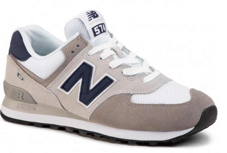 New Balance ML574EAG Herren Sneaker in Grau für 66€ inkl. Versand (statt 90€) - Damen ab 74€
