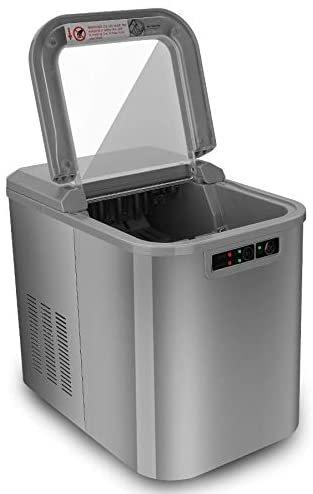 Wolketon Eiswürfelmaschine (2,2 Liter, 2 Eiswürfelgrößen) für 93,02€ inkl. Versand (statt 109€)