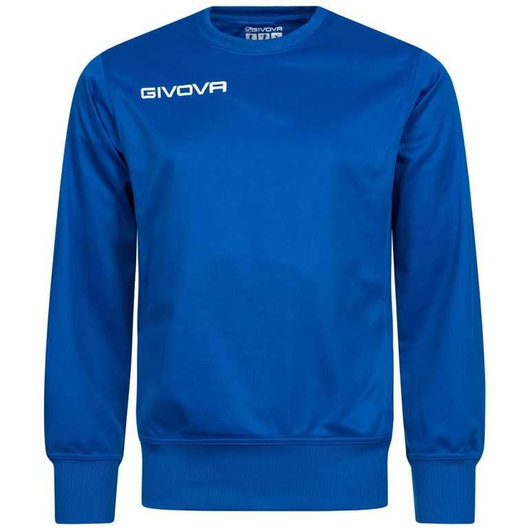 Givova One Herren Trainings Sweatshirts für 13,94€ (statt 20€)