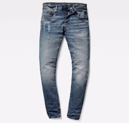 G-Star RAW Herren 3301 Tapered Denim Jeans für 58,48€ inkl. Versand