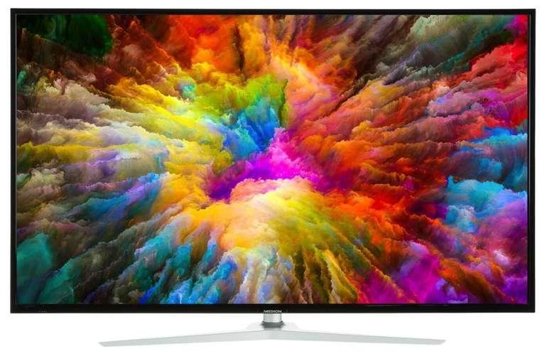 Medion X14343 - 43'' Zoll 4K UHD Smart TV mit HDR10 und Dolby Vision für 289,99€ (statt 334€)