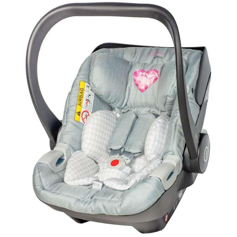Osann Babyschale Coco i-Size in grau für 59,99€ inkl. Versand (statt 110€)