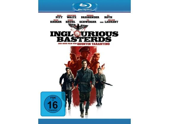 Inglourious Basterds (Blu-ray) für 3,66€ inkl. Versand (statt 9€)